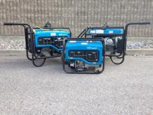 small Generators for rent